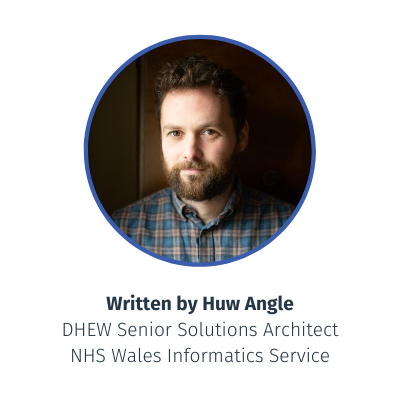 photo of huw angle, author